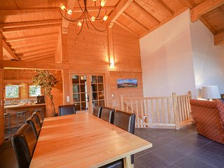Space and comfort for your family ski holiday