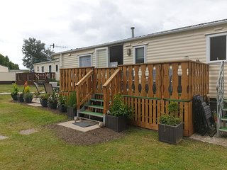 2 bedroom Caravan on White Horse Caravan Park - Bunn Leisure