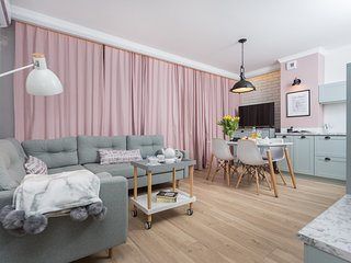 Family Apartment with Air-conditioning, near Jewish District