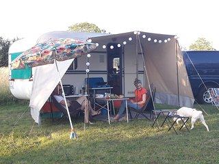 Les prairies de pacouinay, camping chez l'habitant.