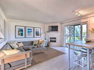 NEW-Modern Montauk Condo w/ Pool Access+Ocean View