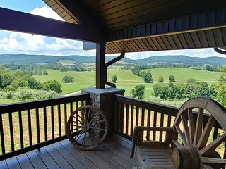 Appalachian Retreat