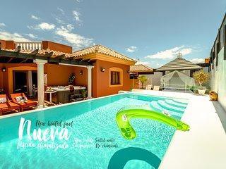 Orange Light Spa: NUEVA piscina climatizada y jacuzzi