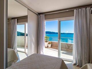 LA009EE-Apartamento para aluguel de temporada - Praia da Lagoinha, Bombinhas SC