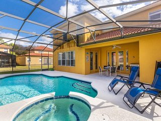 Bella Vida 6 Bedrooms Private Pool *Disney Area*