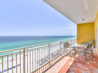 Oceanfront condo with access to shared community pool