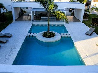 Casa en renta Puerto Morelos cerca de Cancun y Playa del Carmen