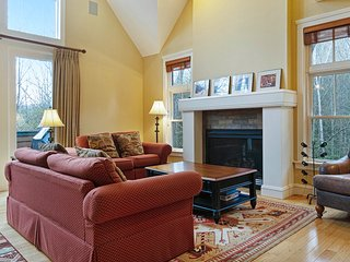 NEW LISTING! Charming & spacious, two-story townhome - close to Okemo!