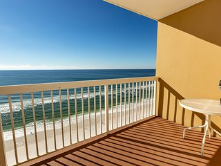 20th story condo in Pelican Beach Resort w/gulf views and free WiFI