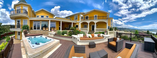 5-star luxury vacation guest house with all amenities to yourself!
