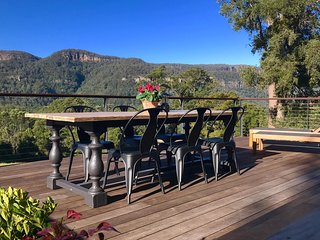 Amaroo Valley Springs - Luxury Boutique Cabin in Kangaroo Valley GRAND VIEW