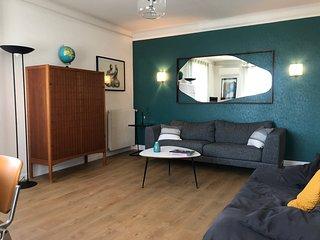 Tres bel appartement/Villa proche mer et Nice Cote d'Azur