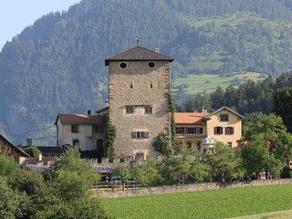 Ferienresidenz von Planta, Schloss Rietberg