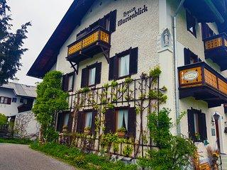 Ferienwohnung Marienblick 1 - Ruhelage, Bergblick & zentrumsnah