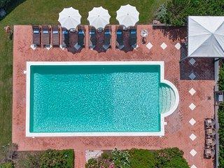 Castiglion Fiorentino Villa Sleeps 18 with Pool Air Con and WiFi - 5218164