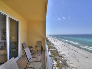 Gorgeous Calypso home with gulf view, private balcony and access to amenities