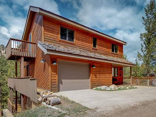NEW LISTING! Great location near national park & town w/ deck & mountain view!