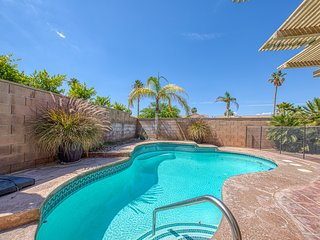 Beautiful home on a cul-de-sac w/ private pool & Ping-Pong!