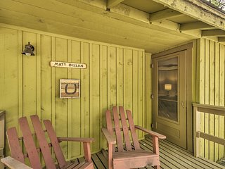 Ranch Cabin w/50 Acres, 1 Mi to Raystown Lake
