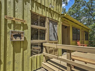 Rustic 'Clint Eastwood' Ranch Apt by Raystown Lake