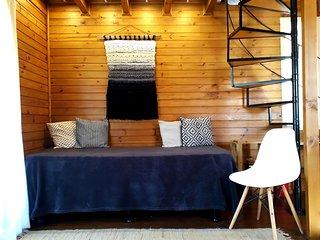 Alugue uma cabana na Serra Catarinense