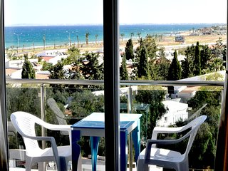 1 BEDROOM WITH SEAVIEW 200 M FROM SANDY LONG BEACH, FAMAGUSTA, CYPRUS