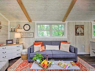 'Creek Side Cottage:' A Quiet Haven!