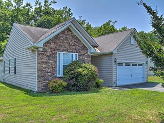 Selbyville Home w/ Porch near Fenwick Island Park!