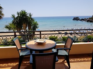 Corfu Glyfada Beachfront Apartment 7