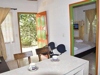 Nirvana House Calima Dariena los pies de la Naturaleza.