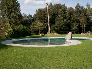 Aiguabella, ubicada en una Parque de Interes Natural de