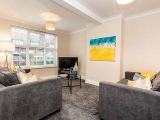 Stylish 3-Bed Home - Close to Southampton Hospital