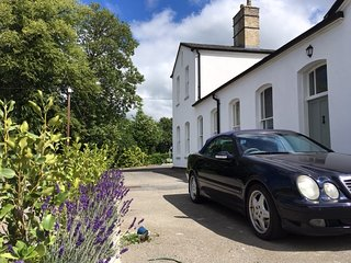 Moreton House, Bakehouse luxury holiday apartment, North Devon