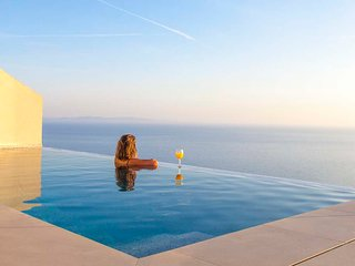 2020 Sivota Sunset Villa6 with Infinity Pool & SeaViews Offers 10%Off