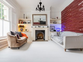 Authentic and Bright 2bed home in Lovely Fulham