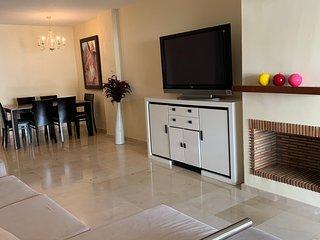 Luxury apartment Guadalmina