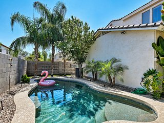 NEW! Gilbert Home with Pvt Pool Near Golf & Hiking