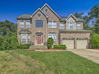 Family Home w/ Pool Access+Grill, 15 Mi to DC