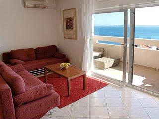 Kroatien: 80 qm Apartment mit fantastischem Meerblick