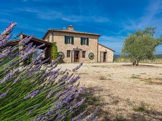 Tuscan Farmhouse near Siena