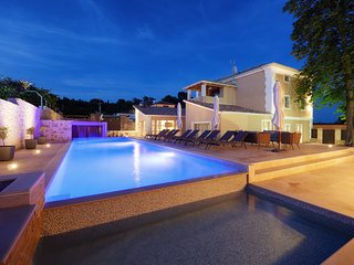 Beautiful Villa Salute, in Istria, with a Pool