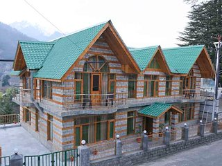 Mountain View Cottage In Manali