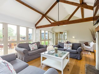 Traditional Cotswold Barn Conversion by the river