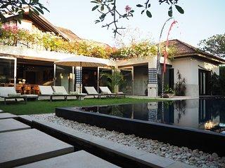 TempleTree Dijaya 4 bdrm luxury beach villa | bali