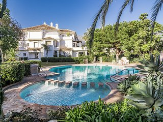 MP - Luxury 5 bedroom apartment in Marbella