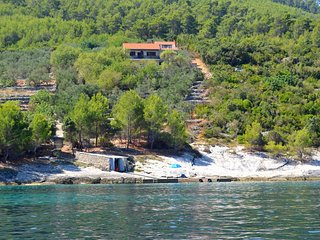 Two bedroom apartment Cove Žukova (Korčula) (A-15123-a)