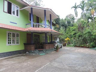 Enjoy The Real 'Wayanad village home stay' experience.