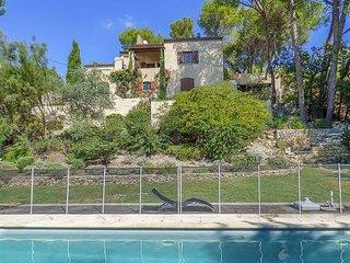 Ferienhaus Provence mit Pool, Hund PRV081