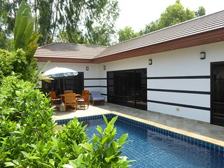 Pool Villa 3 bedroom in VIP Chain Resort