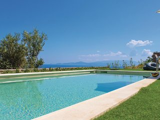 Nice home in Aigina Saronic Island w/ Outdoor swimming pool, WiFi and 4 Bedrooms